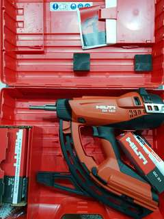 For rent hilti gx 120 gas actuated