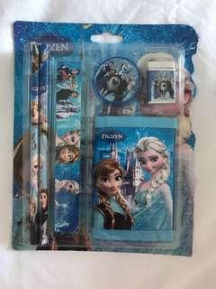 Frozen Stationery Set ($10 for 8 sets)