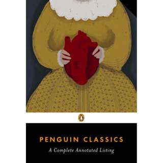 Penguin Classics: A Complete Annotated Listing (462 Page Mega eBook)