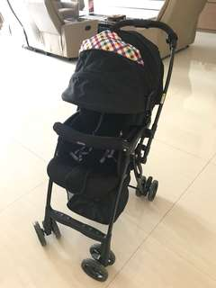 Aprica Karoon High Seat preloved 80% condition