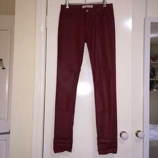 Country Road leather pant