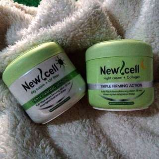"""New Cell"" Day & Night Cream"