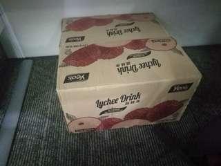 Air kotak Yoe's 1 cartonn(12x1L)