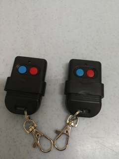 Auto Gate Remote Control x 2pcs