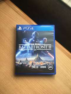 [PS4] Star Wars: Battlefront II