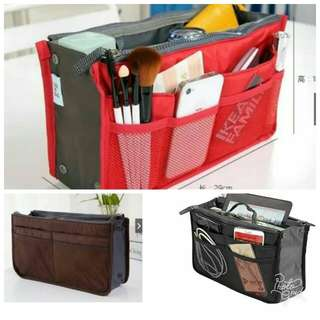 🍃Reversible Mesh Travel Bag Organizer