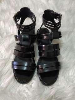 ASOS Black Sandals - Size 7