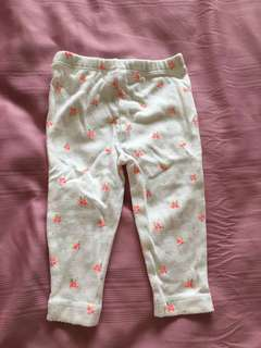 Carters baby pant