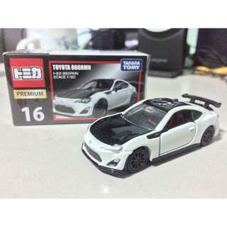Tomica Premium 16 Toyota 86 GRMN