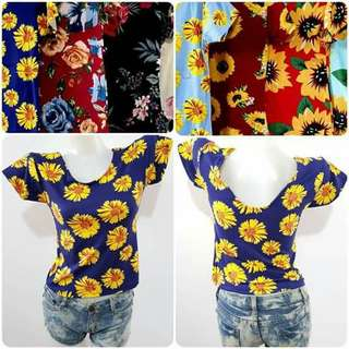 Sunflower for ladies
