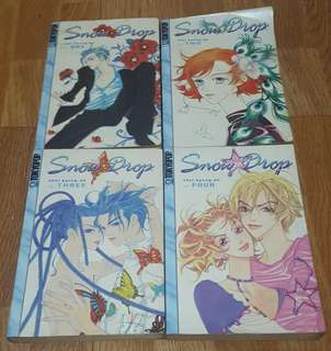 Snow drop Manga
