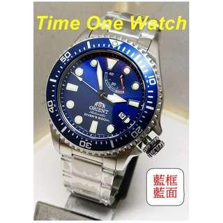 🚚 實體店面(可議價)日系_ORIENT_東方錶_潛水機械錶RA-EL0001B_RA-EL0002L_RA-EL0003B