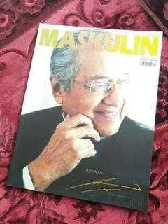 MASKULIN Edisi Khas TUN DR. MAHATHIR