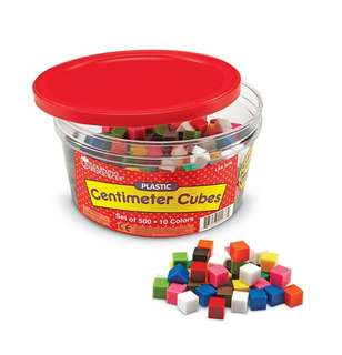 [FreeMail] Learning Resources Centimeter Cubes Set of 500 $25
