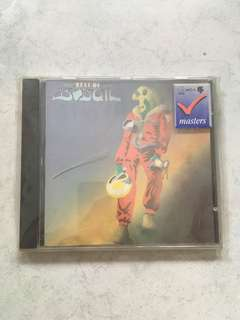 2 CDs, Best of Budgie and Budgie's first album