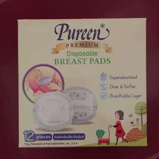 Breast pad & Cotton Balls