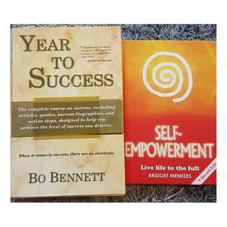 2 in 1 Motivation Books