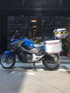 2016年 Honda NC750X DCT ABS 車況極優 可分期 免頭款