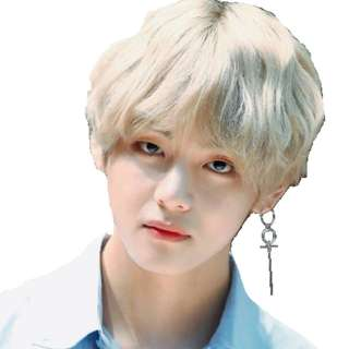 Earrings 耳環 BTS Bangtan Boys V Taehyung