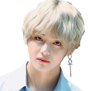 Earrings 耳環 BTS Bangtan Boys V Taehyung