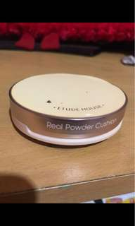 ETUDE HOUSE Real powder cushion SPF50 natural beige