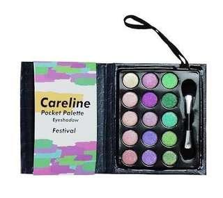 Careline Pocket Palette Eyeshadow