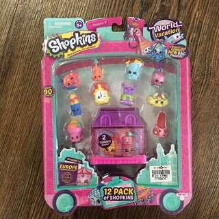 Shopkins World Vacation Europe