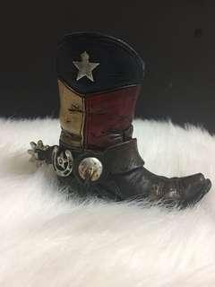 Texas Decorative Boot