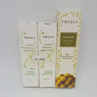 TRISIA SOYBEAN WHITENING SERIES