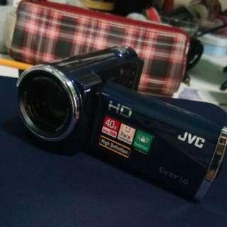 JVC videocamera