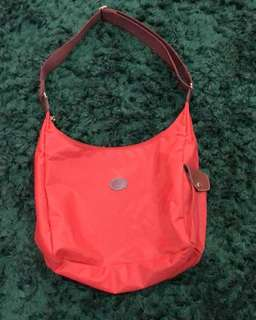 Preowned LC hobo orange,  bag only