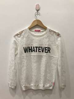 Whatever sweater