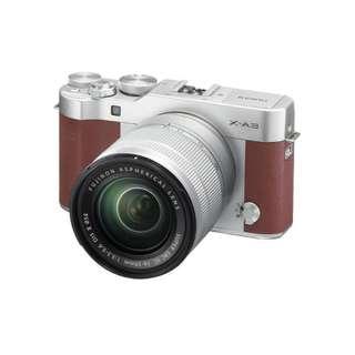 Fujifilm X-A3 (Brand New)