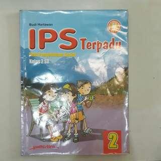 IPS kelas 2 SD penerbit Yudhistira