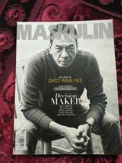 MASKULIN cover Dato' Ramli M.S