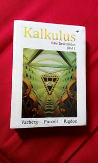 Buku Kalkulus Jilid 1