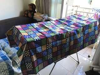 日式傳統花紋圖案集合枱布 Japanese traditional patterned table cloth