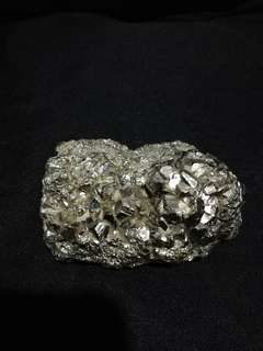 Raw Pyrite