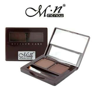 MN eye brow powder dan eyeliner