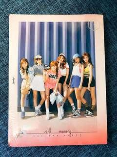 [全新]Apink Pink Memory Album