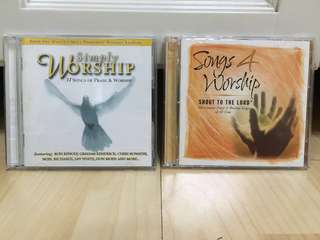 Worship Compilation (4 CDs)