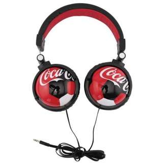 Coca-Cola Fifa World Cup 2018 Russia Headphone