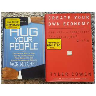 2 in 1 Management Books