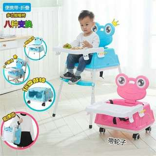 8in1 Multifunction Baby Chair