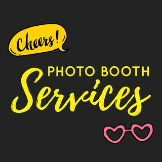 <10% OFF> Wedding Photobooth Services!