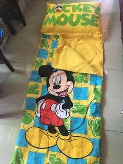 Mickey Mouse Sleeping Bag