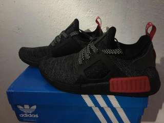 Adidas nmd rx1 black coral