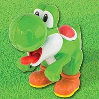 包郵 全新 麥當勞 開心樂園餐 Super Mario 2017系列 耀西 (識伸俐)