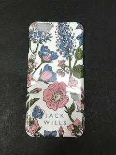 Jack Wills 花花 iPhone6/6s 手機殻