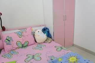 PINK BEDROOM 1 SET